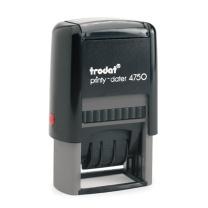 卓达 trodat 定制印章(DZ) 4750 41*23mm  西门子链接