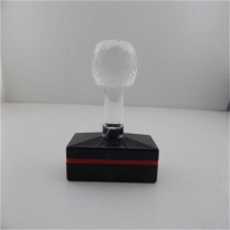 国产 定制印章(DZ)水晶柄光敏印 SM 45*16mm  【国电投链接】