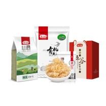 燕之坊组合套装 绿豆1KG,有机红小豆1KG,银耳80G  (起订量400)
