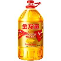金龙鱼 黄金比例食用植物调和油 非转基因 5L  150瓶起订