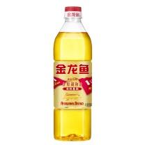 金龙鱼 黄金比例食用调和油 非转基因 900ml