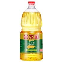 金龙鱼 精炼一级大豆油 非转基因 5000瓶起订 1.8L