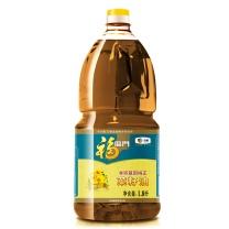 福临门 食用油非转基因纯正菜籽油 1.8L  6瓶/箱
