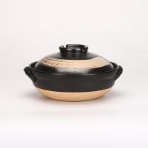 食尚土锅套装(中号) 中号(27.5cm*13cm) 重量:约1.95kg