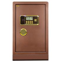 甬康达 高级电子密码保管箱 BGX-D1-730 H800*W480*D420 (古铜色)