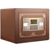 甬康达 国家3C认证电子保险柜 FDX-A/D-30 H300×W370×D300 (古铜色)