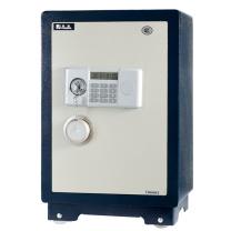 永发 YF 3C认证电子式防盗保险柜 D-68BL3C H680*W450*D450mm(另轮子高7公分) (白门箱体蓝) 上海地区含运,外省市运费另询.