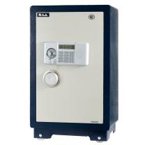 永发 YF 3C认证电子式防盗保险柜 D-95BL3C H1020*W500*D450mm (白色箱体蓝) 上海地区含运,外省市运费另询.