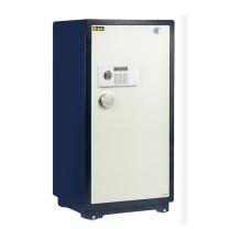 永发 YF 3C认证电子式防盗保险柜 D-120BL3C H1270*W600*D565mm (白门箱体蓝) 上海地区含运,外省市运费另询.