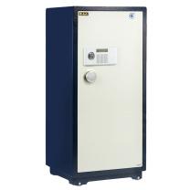 永发 YF 3C认证电子式防盗保险柜 D-150BL3C H1570*W600*D565mm (白门箱体蓝) 上海地区含运,外省市运费另询.