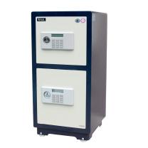 永发 YF 3C认证电子式防盗保险柜 D-91BL3C H980*W450*D450mm (白色箱体蓝) 上海地区含运,外省市运费另询.