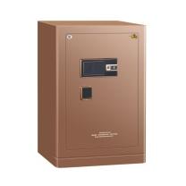 中亿 Z系列指纹锁保险箱 FDX-A/D-75FBZII H800*W510*D440 (咖啡金) 江浙沪含运,其他地区运费另询。