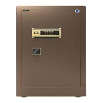 大一 全钢保险箱 钥匙密码+魔方锁栓 100cm (咖啡金色)