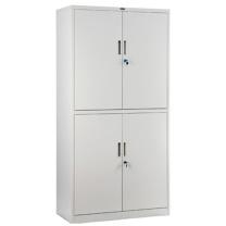 集大 JIDA 双节开门柜 CAB-K9-K9 H1840*W900*D400mm (灰白色) 仅限上海