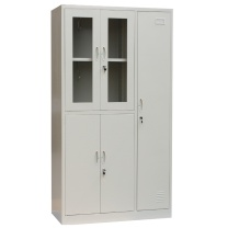 红港 HG 器械更衣柜 HG-289 H1800*W970*D450mm (灰白色)