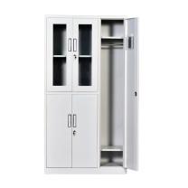 臻远 5门更衣柜 ZY-KLP-G078 H1800*W970*D420 (灰白色)