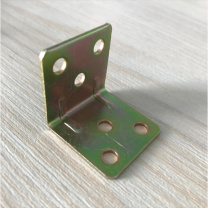 震怡 三孔L型大三角铁 ZY-95839 (金色)