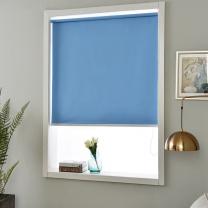 一居尚品 手拉升降式窗帘 全遮光 定制 LOGO及名称 含安装  按平米销售