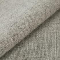 CR9 《棉麻时光》 9376 WS-BY08衬布款+型立美定型 (亚麻色) 纯色棉麻遮光窗帘 北欧现代简约时尚客厅卧室成品