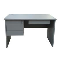 顺华 职员桌 SH-1206B W1200*D600*H750mm (灰白色) 仅限上海地区直送,郊区运费另询。