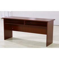 京鑫辉 条桌 XH-PX1204 W1200*D400*H760 (沙棕色)