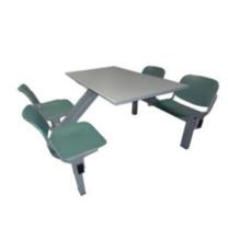 维亿 四人餐台椅 W1200*D800*H760