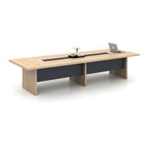 雅丹惠业 会议桌 XS19-H2802 W2800*D1200*H750