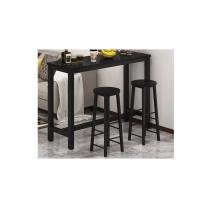 臻远 吧台桌椅(一桌两椅) ZY-KLP-Z028 1400*400*1000mm