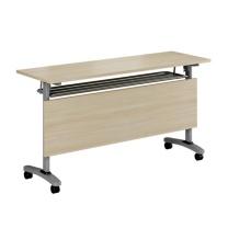 京鑫辉 侧折桌 XH-ZD-1445 W1400*D450*H760 (枫木色)
