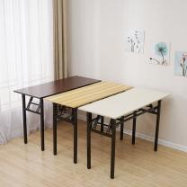 臻远 单层条桌 ZY-KLP-001 H750*W800*D400 (白橡木色) 重量:20kg