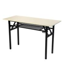 臻远 双层条桌 ZY-KLP-008 H750*W1200*D600 (白橡木色) 重量:20kg