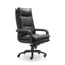 恩荣 b-chair 大班椅 R192OL10B W690*D780*H1200-1250 (黑色) 仿皮