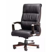 震怡 老板椅 ZY-95802 (黑色)