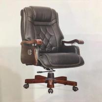 震怡 老板椅 ZY-883 (黑色)