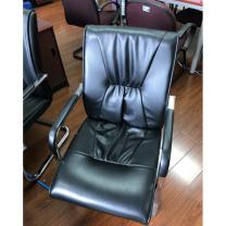 震怡 员工办公椅 ZY-106 (黑色)