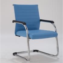雅丹惠业 弓形皮椅 W-711C-4 H940*L540*W470 (黑色) 4把起订