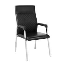 雅丹惠业 职员椅 8069D W450*D620*H100mm (黑色)