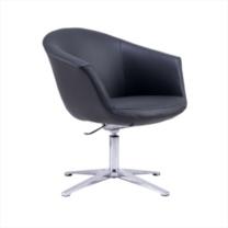 京鑫辉 办公椅 W660*D740*H780.5-900.5 (黑色)