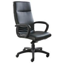 顺华 西皮椅 SH1561A W630xD720xH1130-1220mm (黑色) 仅限上海地区直送,郊区运费另询。