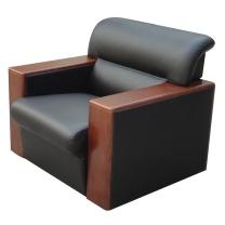 顺华 单人位沙发牛皮 SH-884B W900*D760*H800mm  仅限上海地区直送,郊区运费另询。