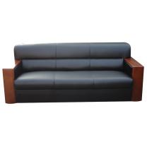 顺华 三人位沙发牛皮 SH-884B W1950*D760*H800mm  仅限上海地区直送,郊区运费另询。