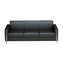 臻远 三人位沙发(西皮) ZY-KLP-SF9043 W1800*D750*H800  重量: 60KG