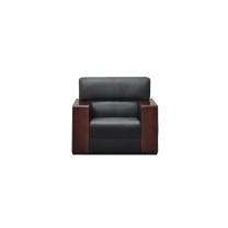 臻远 单人位沙发 ZY-KLP-SF7302 W960*D740*H780  牛皮