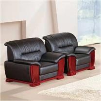 震怡 单人位沙发 ZY-209 标准 (黑色)