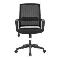 顺发 SF 员工椅 SF-CH-2002B W680*D680*H585 (黑色) 三把起订 全国含运含安装除新疆、西藏和内蒙古部分地区