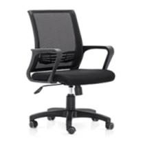 雅丹惠业 职员网椅 W-661B-4 H930*L470*W560 (黑框黑网) 4把起订