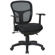 顺华 职员椅网椅 SH-1011 W585*D500*H925-985mm (黑色) 仅限上海地区直送,郊区运费另询。