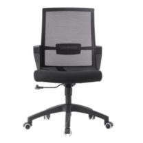 臻远 员工网椅 ZY-KLP-G407 H980*W500*D500 (黑色) 12kg