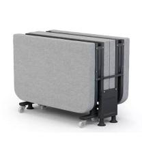健泰 折叠床 BX8861-62 简约款80厘米宽 (灰色)