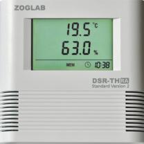 佐格 ZOGLAB 温湿度记录仪组网系统  包含(温湿度记录仪DSR-THRA10个,DSR-THEXTRA2个,智能转换器485 1个,四芯屏蔽线,组网软件及技术服务费